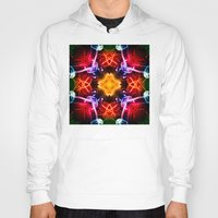 dna Hoodies featuring DNA 1 by Steve Purnell