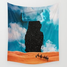 False Sky Wall Tapestry