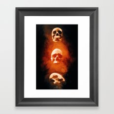Mortified Framed Art Print