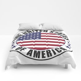 The United States of America - USA Comforters