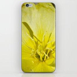 Beach Flower iPhone Skin