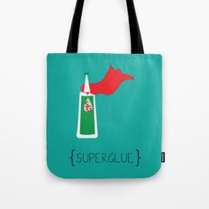 SuperGlue Tote Bag