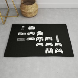 Gaming Rugs for Any Room or Decor Style