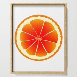 Blood Orange Serving Tray