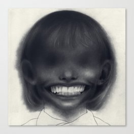 HOLLOW CHILD #19 Canvas Print