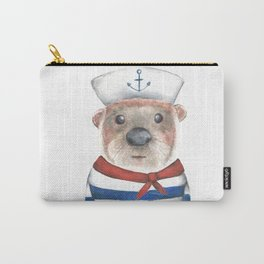 Sailor Otter Carry-All Pouch