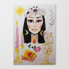 The Love Witch. Canvas Print