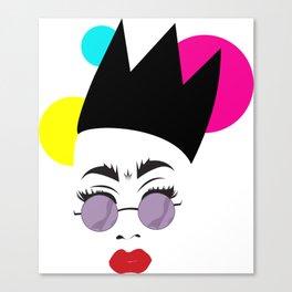 RPDR Sasha Velour Canvas Print
