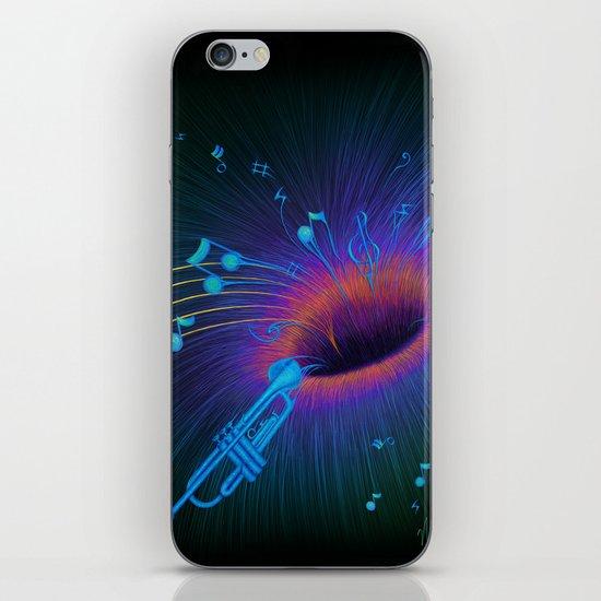 Music Void - Illustration iPhone & iPod Skin