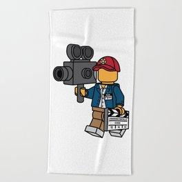 Director's Cut Beach Towel