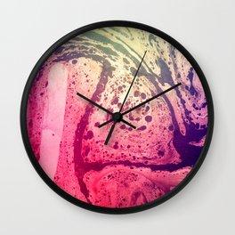 Textured Paper 06 Wall Clock