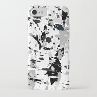 camo iPhone & iPod Cases featuring camo by Panic Junkie