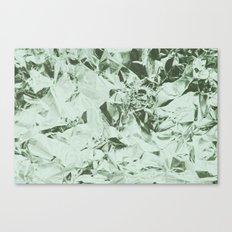 Aluminum Forest Canvas Print