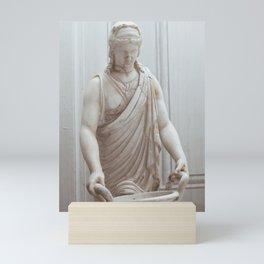 Statue 01 Mini Art Print