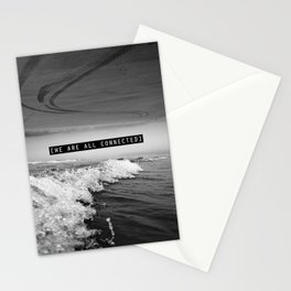 We Are All Connected. Stationery Cards