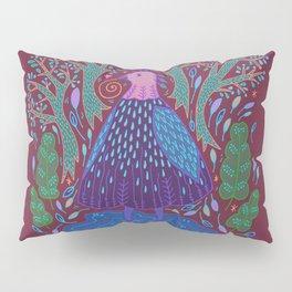 Bird Bath Pillow Sham
