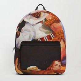 Captured! Backpack
