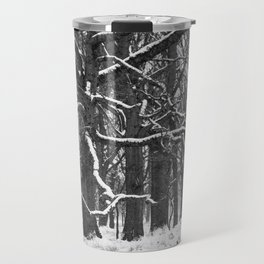 Tree in the winter (RR 272) Travel Mug