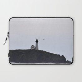 Yaquina Head/ Coast Guard Laptop Sleeve