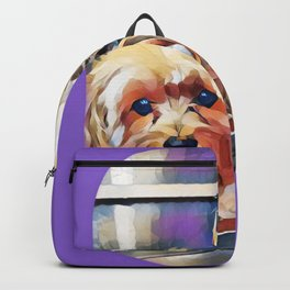 Copper and Penny Bathtime Backpack