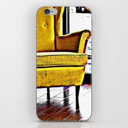 lunch time iPhone Skin