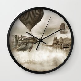 The Far Pavilions Wall Clock