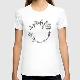 Yarrow, Sage, Lavender, Thyme T-shirt