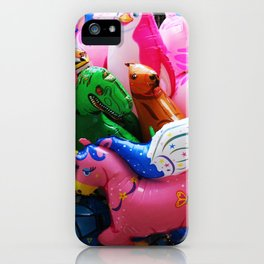 Baloons iPhone Case