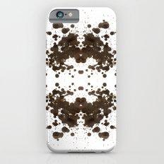 Symmetria Silver Slim Case iPhone 6s
