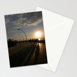 Tel Aviv Port #1 Stationery Cards