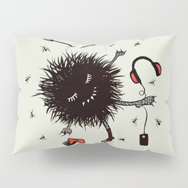 Relax And Rest Lazy Creature Pillow Sham