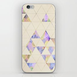Triangles are the best shape iPhone Skin
