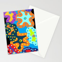 Flowers Afloat Stationery Cards