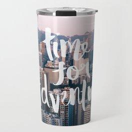 Time for Adventure - Hong Kong Travel Mug