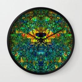 Maple Monster Wall Clock