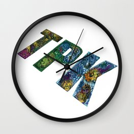 TPK Total...Party...Kill Wall Clock