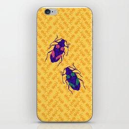 Pyrodes Auratus iPhone Skin