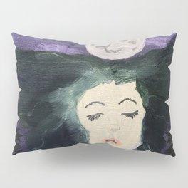 Moon goddess Pillow Sham