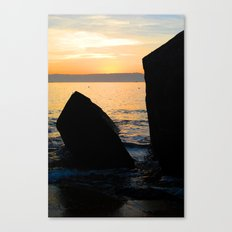 Split Rock  Canvas Print