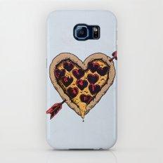 Pizza Love Galaxy S6 Slim Case