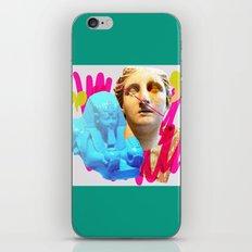 Treasures V iPhone & iPod Skin