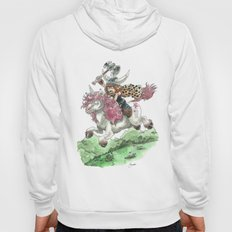 Barbarian Unicorn Hoody