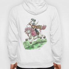 Barbarian Unicorn Hoody