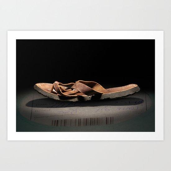 shoe 4 Art Print
