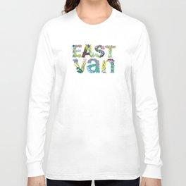 East Van colour Long Sleeve T-shirt