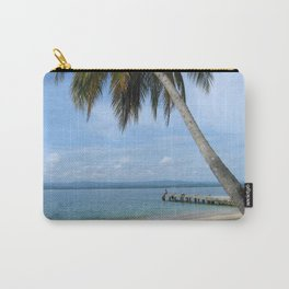 Isle of San Blas PANAMA - the Caribbeans Carry-All Pouch
