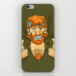 Who wears whom? iPhone Skin