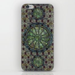 Look Up, Or Don't - The Cleveland Trust Rotunda iPhone Skin