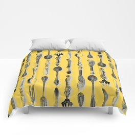 Toile de Cuisine Comforters