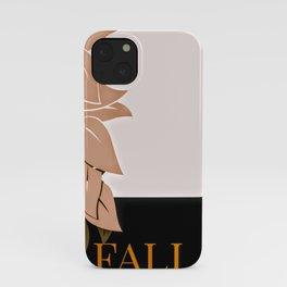 B L I S S iPhone Case